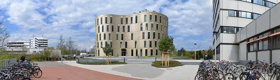Zmb zentrum molekulare biowissenschaften - Architektur kiel ...